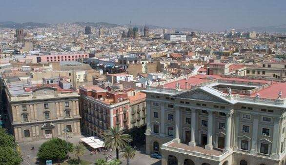 Gothisches Quartier Barcelona