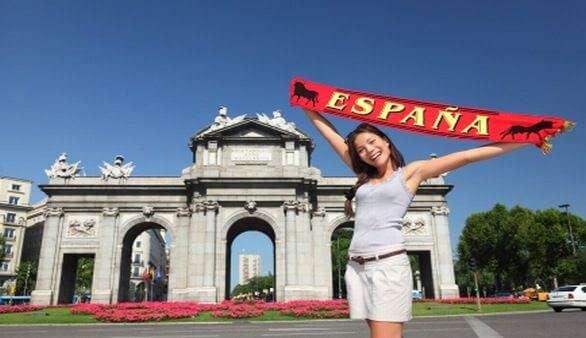 Reisen in Spanien