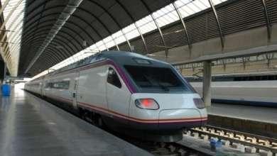Spanischer Zug