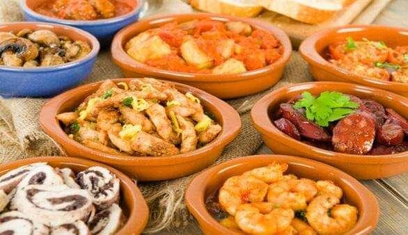 Spanische Tapas