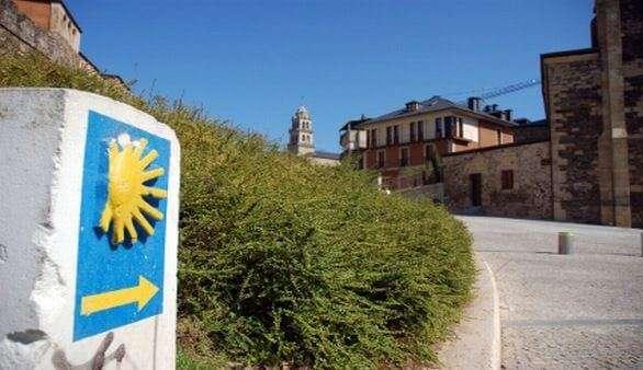 Pilgern in Spanien