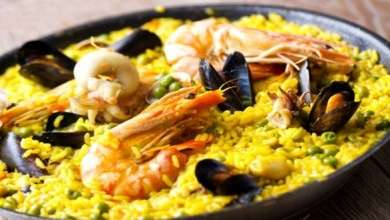 Die Paella – eine spanische Spezialität
