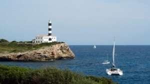 Segeltörns um Mallorca