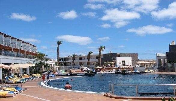 Hotel auf Lanzarote