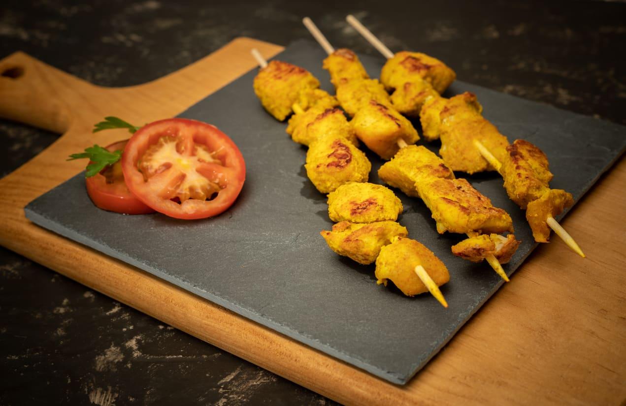 Maurische Fleischspieße
