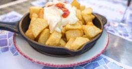 Patatas aioli